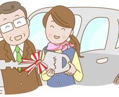 自動車購入