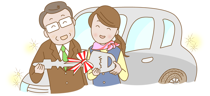 自動車の購入・売却・廃車と実印・印鑑証明書が必要なときは?